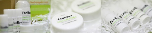 Free Ecobeau Travel Kit